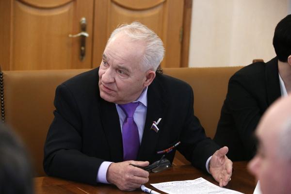 встреча Евгения Куйвашева с ОНФ Фото: Департамент информационной политики губернатора