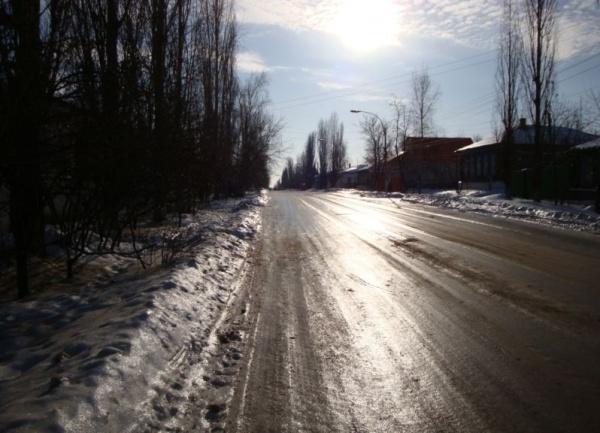 дегтярск, гололед|Фото: гибдд по свердловской области