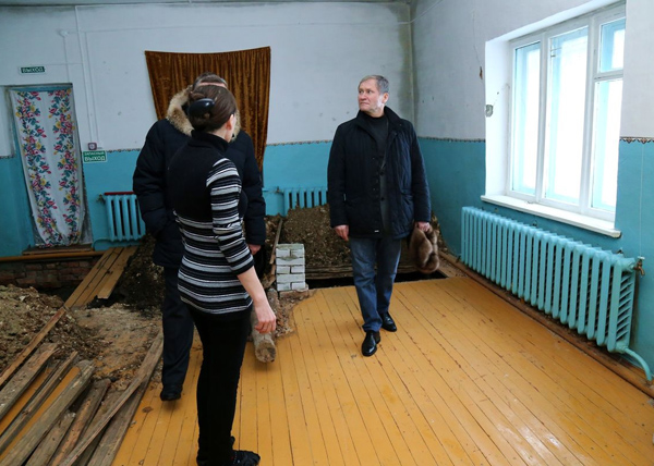 Алексей Кокорин, Альменевский район|Фото: kurganobl.ru