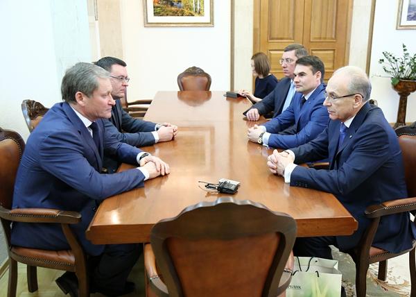 Алексей Кокорин, Евгений Светлов, Владимир Черкашин|Фото: kurganobl.ru