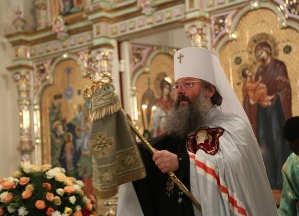 митрополит Екатеринбургский и Верхотурский Кирилл|Фото: Екатеринбургская епархия