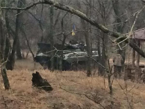 военная техника, ВСУ, танк, армия, Херсонская область|Фото: Накануне.RU