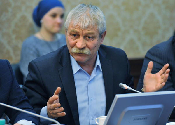 Якушев, встреча с журналистами|Фото: gubernator.admtyumen.ru