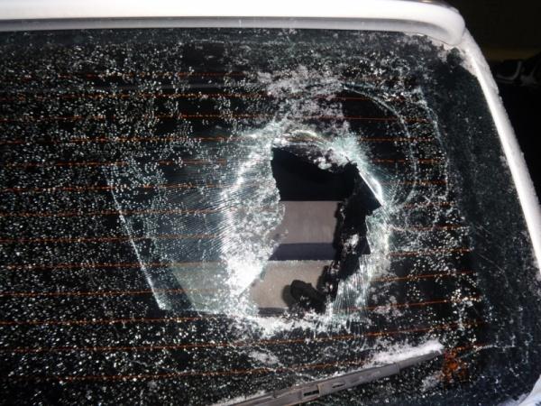 автомобили погром Серов|Фото: ГУ МВД РФ по Свердловской области