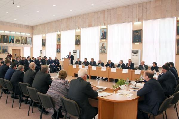 Совет муниципальных образований заседание|Фото: ДИП губернатора Свердловской области