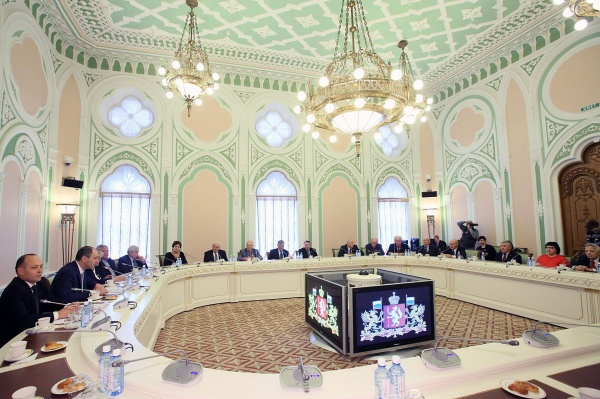 почетные граждане Свердловской области|Фото: ДИП губернатора Свердловской области