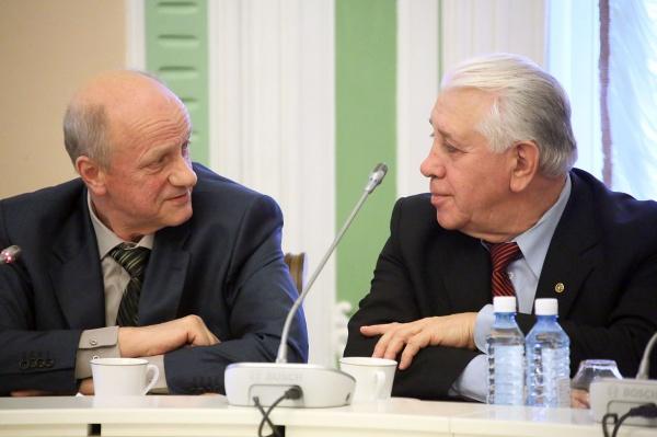 Алексей Воробьев Иван Овчарук|Фото: ДИП губернатора Свердловской области