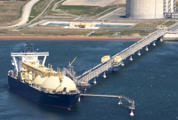 сланцевый газ, СПГ, танкер|Фото: forum.privet.com