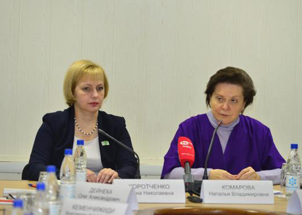 Наталья Комарова, Мегион|Фото: admhmao.ru