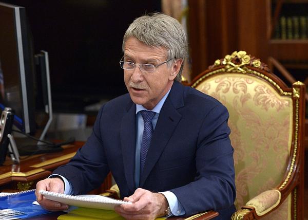 Леонид Михельсон|Фото: kremlin.ru