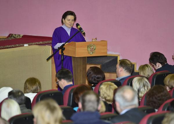 Наталья Комарова, Мегион Фото: admhmao.ru
