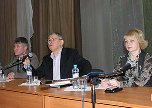 Олег Дейнека, Мегион|Фото: admmegion.ru