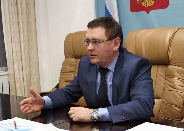 Сергей Чебыкин Фото: kurganobl.ru