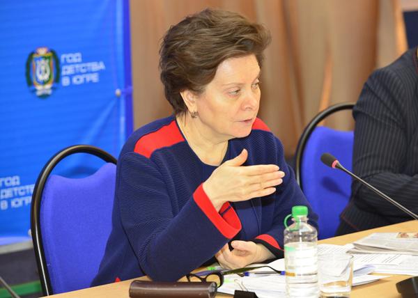 Наталья Комарова, Нижневартовский район|Фото: admhmao.ru