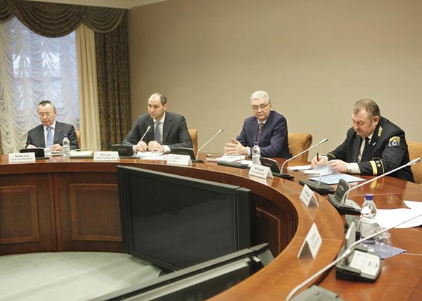 совещание по РПЦ, Денис Паслер, Александр Якоб и Николай Косарев|Фото: uralfo.ru