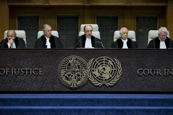 гаагский трибунал|Фото: militariorgucoz.ru