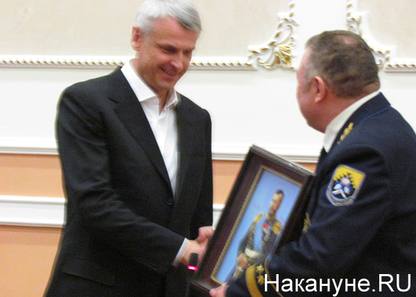 Сергей Носов, Николай Косарев|Фото: Накануне.RU