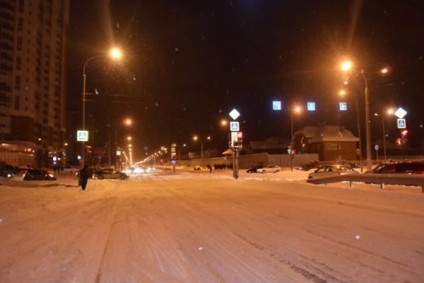 пешеход ДТП Краснолесье Екатеринбург|Фото: ГИБДД Екатеринбурга