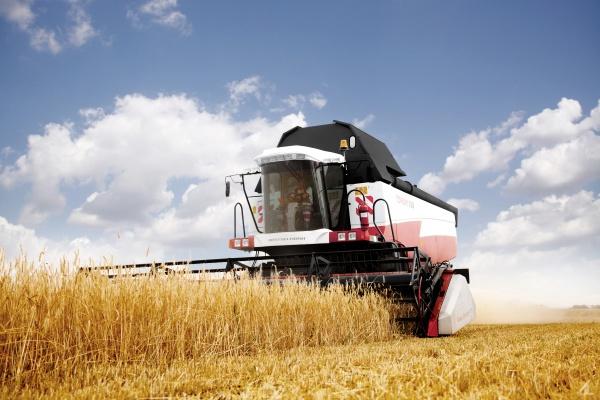комбайн Ростсельмаш, сельское хозяйство, уборочная кампания|Фото: Ростсельмаш