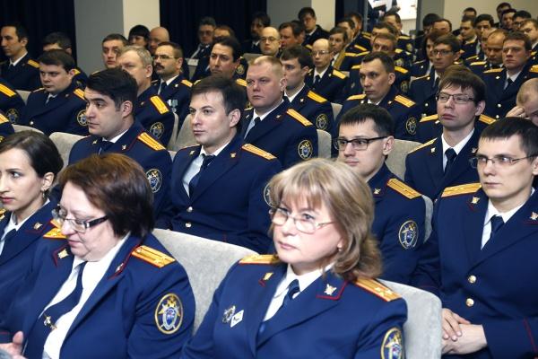 следователи коллегия СКР Фото: ДИП губернатора Свердловской области