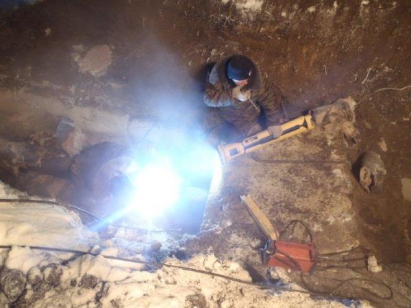 коммунальная авария Зауралье|Фото: ГУ МЧС РФ по Курганской области