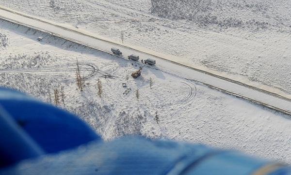 Северный широтный ход, СШХ, мост через Надым, Ямал, Ямало-Ненецкий автономный округ |Фото: правительство.янао.рф