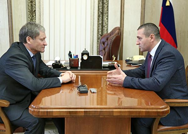 Алексей Кокорин, Александр Ильтяков|Фото: kurganobl.ru