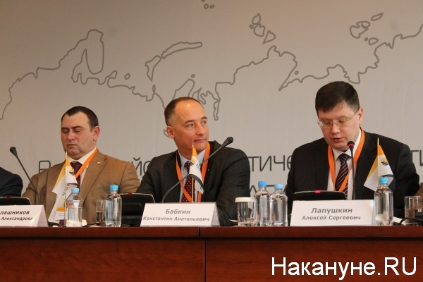 Константин Бабкин, Партия дела, правительство, экономика|Фото: nakanune.ru
