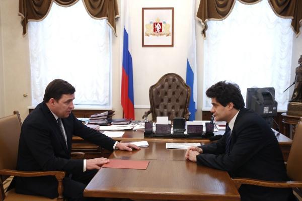 Куйвашев, Высокинский(2016)|Фото: Департамент информационной политики губернатора