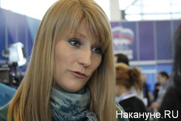 Светлана Журова, Единая Россия, съезд|Фото: nakanune.ru