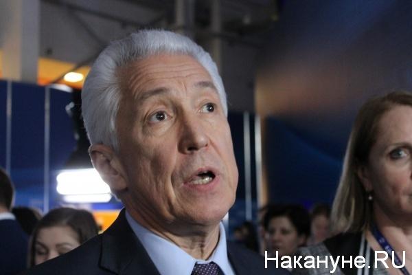 Владимир Васильев, Единая Россия, съезд|Фото: nakanune.ru