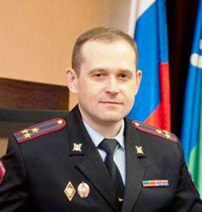 Начальник УМВД Сургута Александр Ерохов|Фото: news.ivest.kz