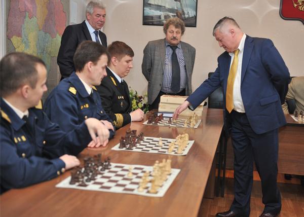 Анатолий Карпов, Единая Россия, шахматы|Фото: tyumen.er.ru