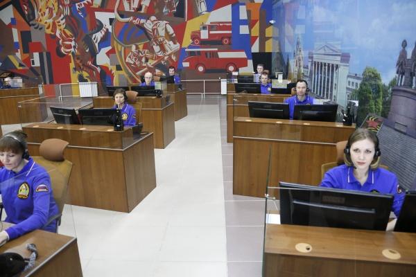 Центр обработки вызовов Системы-112|Фото: ДИП губернатора Свердловской области