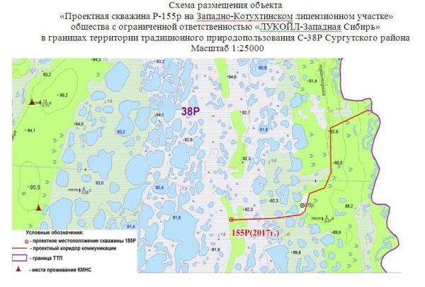 Сургутский район, территория природопользования|Фото: