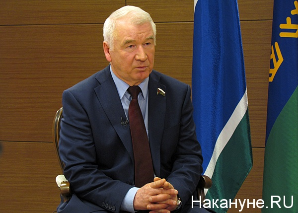 корепанов сергей евгеньевич председатель тюменской областной думы|Фото: Накануне.ru
