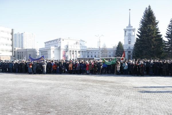 День памяти воинов-интернационалистов, Черный тюльпан|Фото: Департамент информационной политики губернатора
