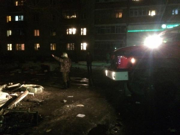 обрушение дома, ярославль|Фото:76.mchs.gov.ru