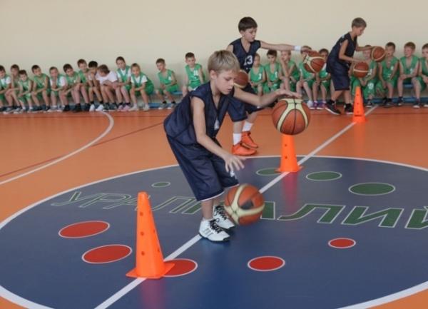 Калий-баскет, баскетболл, спорт Фото:пресс-служба Уралкалия