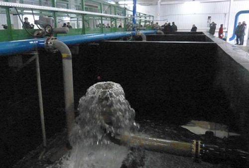 нефтеюганск вода станция обезжелезивания  Фото: admugansk.ru