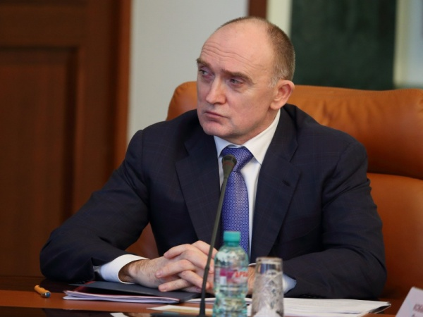 Борис Дубровский|Фото: пресс-служба губернатора Челябинской области