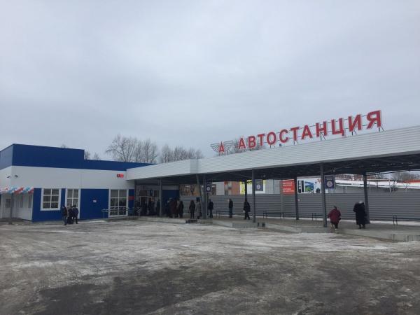 вокзал в Ирбите, автостанция|Фото: Департамент информационной политики губернатора