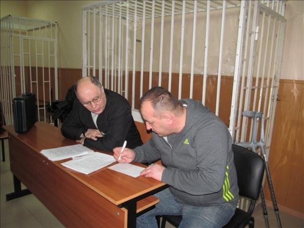 Ратко Самац, суд Фото: zauralonline.ru/