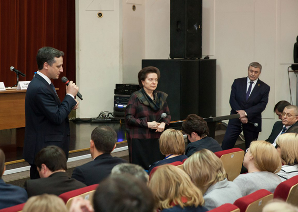 Наталья Комарова Нефтеюганск|Фото: admhmao.ru