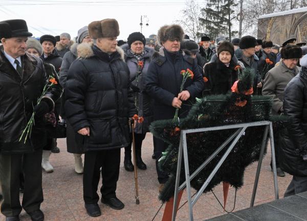 День защитника Отечества, Владимир Якушев|Фото:пресс-служба губернатора Тюменской области