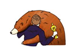 Леонардо ДиКаприо дудл Яндекс Оскар Выживший|Фото:Яндекс