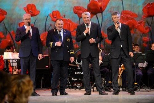 Ройзман, Носов, Якоб, Косарев|Фото: УГГУ