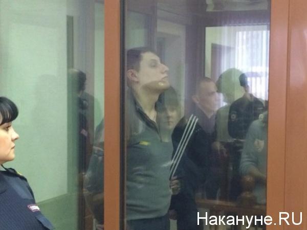 Андрей Гусев Алексей Худоногов подельники Кинева Фото: Накануне.RU