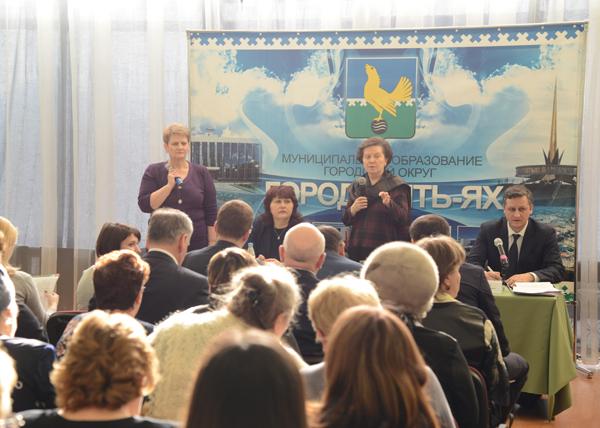 Наталья Комарова, Пыть-Ях|Фото: admhmao.ru