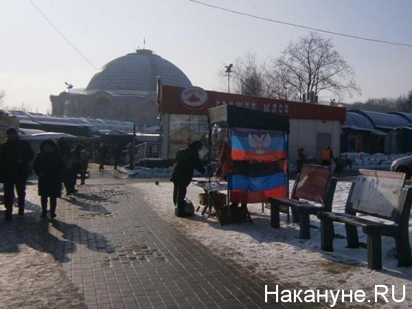 сим-карта, ДНР, рынок|Фото: Накануне.RU
